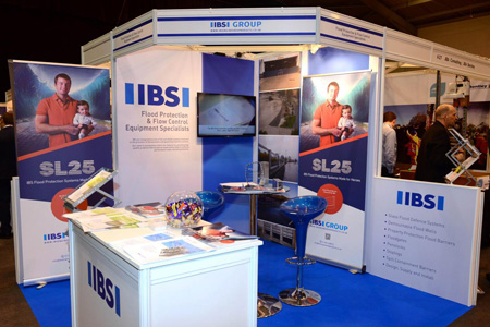 IBS Stand