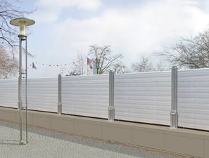 Complete Flood Protection Wall