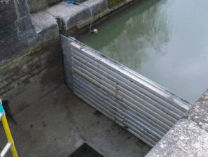 Stoplogs Flood Protection Systems Sluice Gate Uk